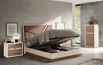 Evolution: революционное сочетание красоты и качества в интерьере спальни