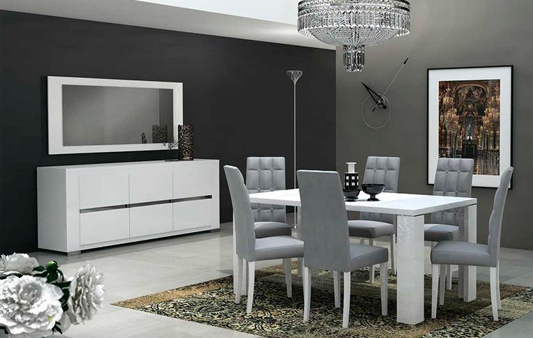 Гостиная Elegance White