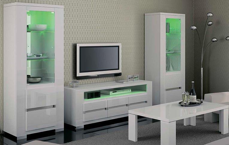 Мебель для ТВ Elegance White