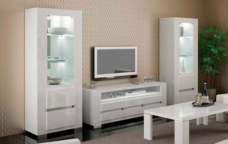 Витрины Elegance White
