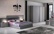 Кровати Futura Grey