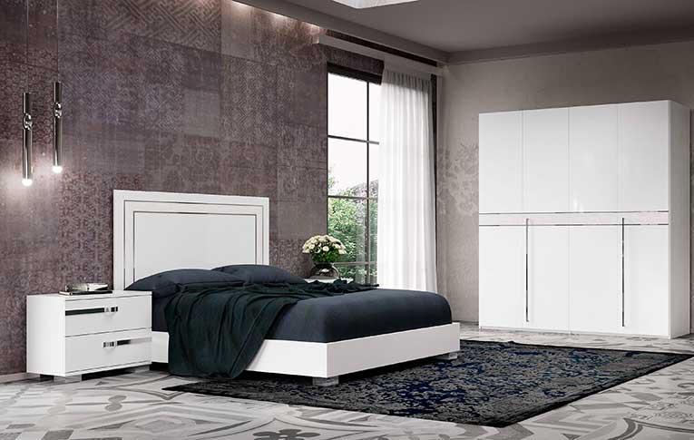 Cпальня Volare White